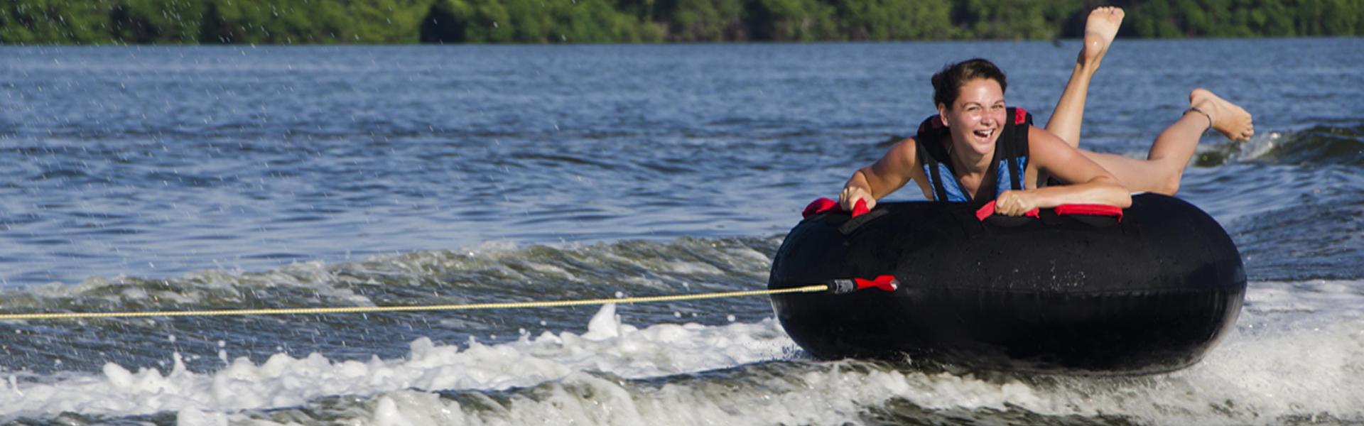 Water sports in Negombo