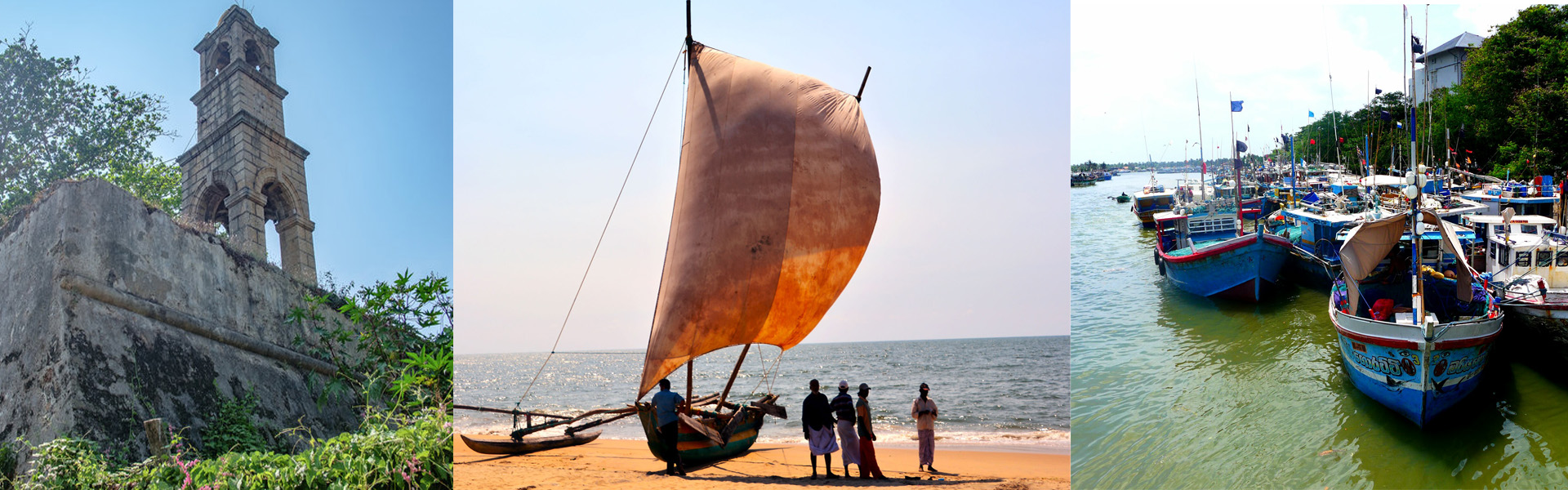 Negombo - Attractions